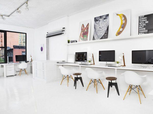 10x Inspirerende werkplekken in huis