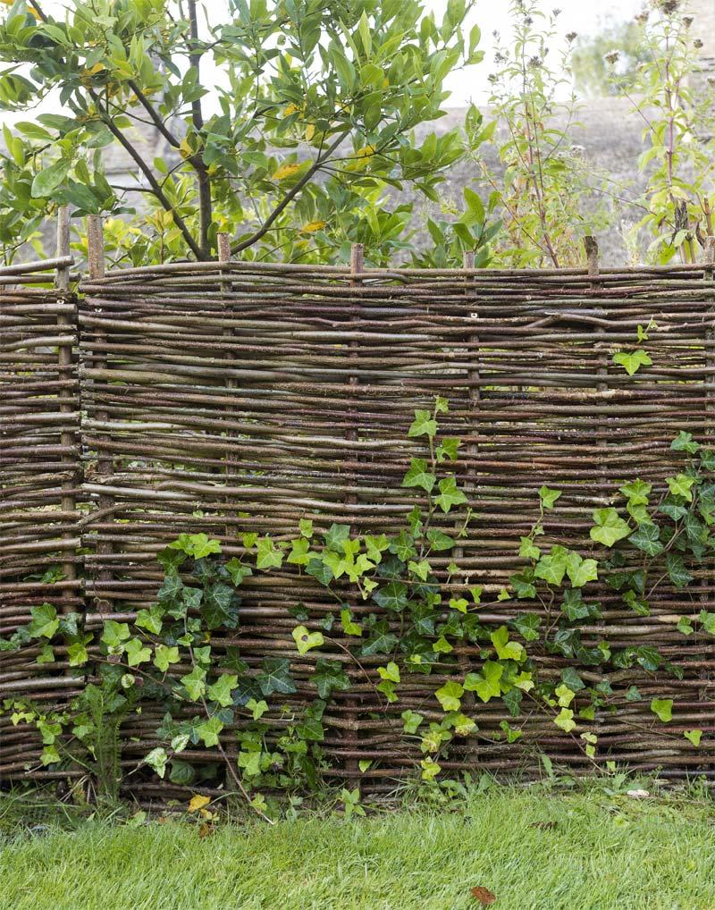 wilgentenen tuinafscheidingen