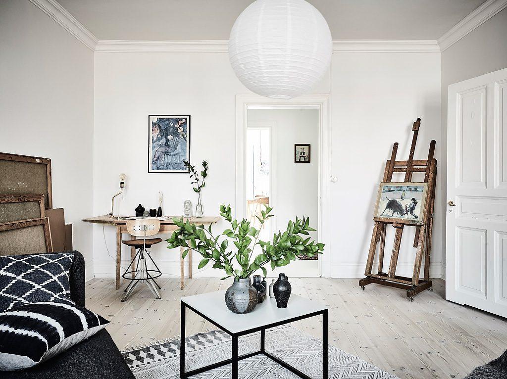witte-bol-lamp-woonkamer