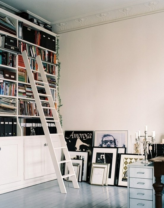 Super 10x Ladder voor de boekenkast | HOMEASE #VZ64