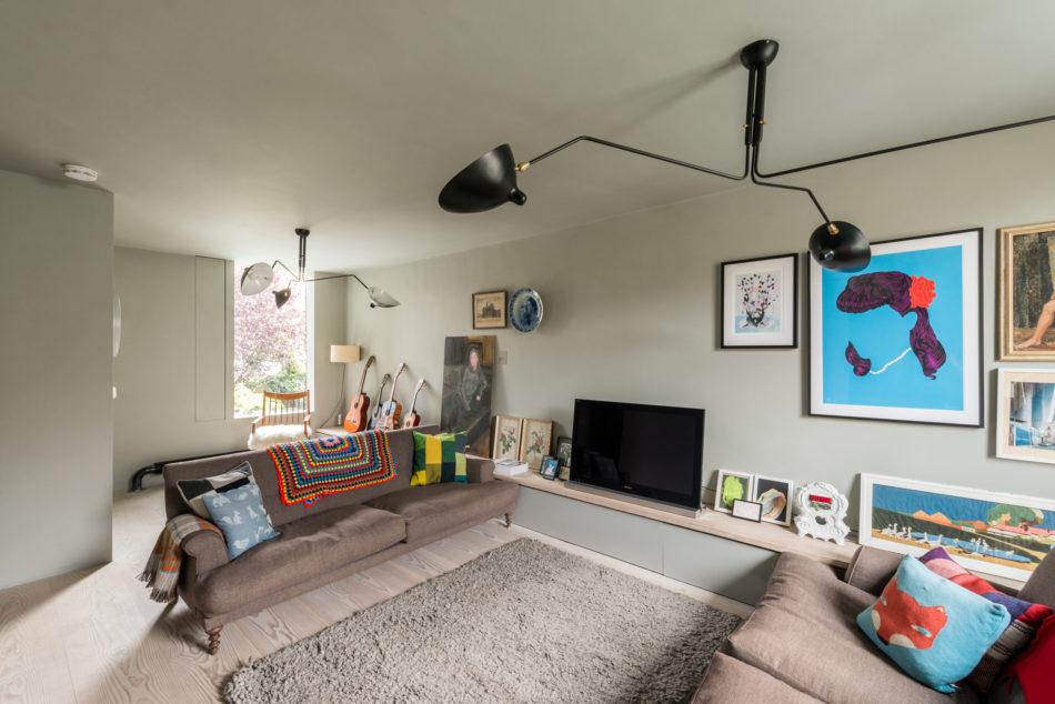 woonkamer ideeen tv meubel kast decoratie