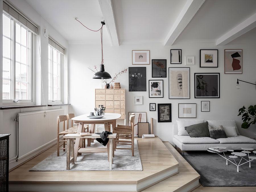 woonkamer inrichten stijl