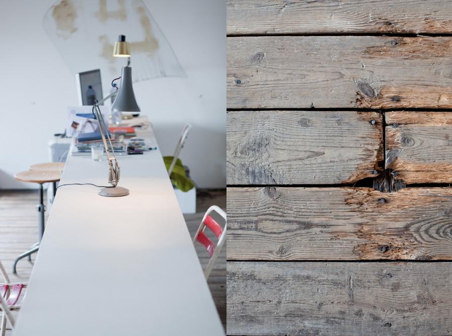 Industriele Loft Woonkamer : Woonkamer loft van multidisciplinair duo homease
