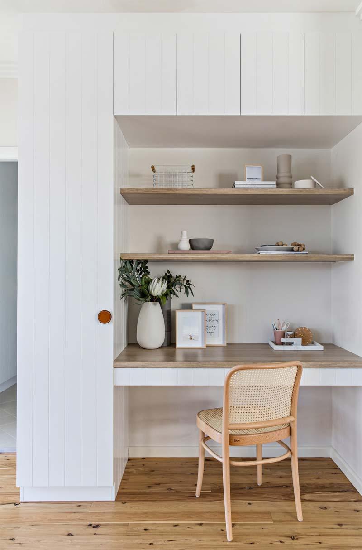 woontrends thuiswerken werkplek inbouw bureau
