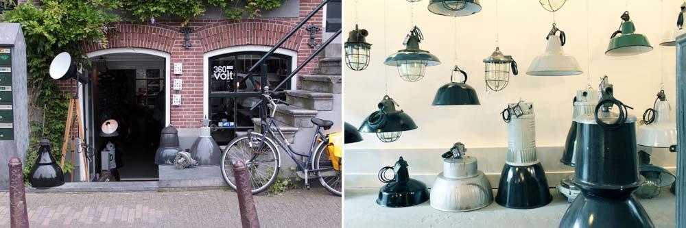 Woonwinkel 360 Volt Amsterdam