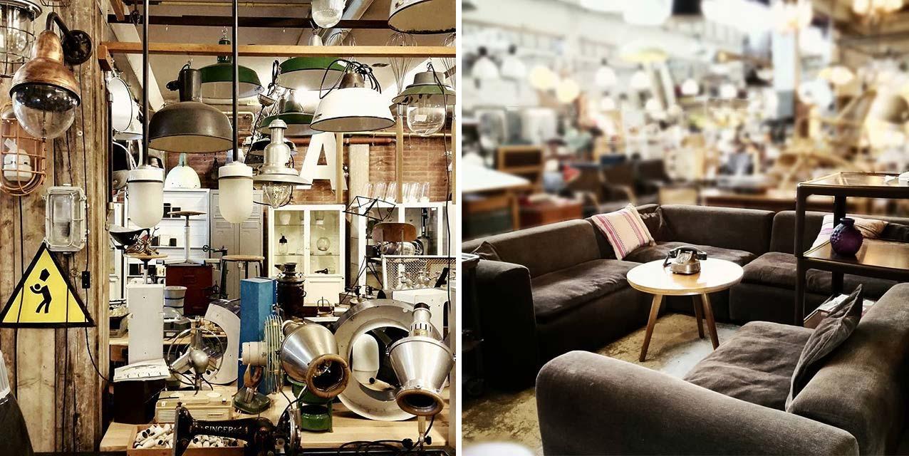 Woonwinkel Neef Louis Amsterdam