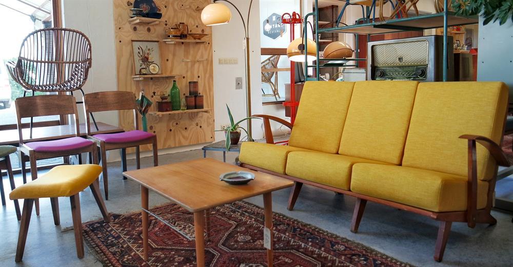 Woonwinkel Vintage Revival Utrecht