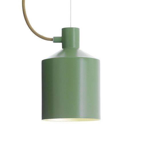 Mintgroene Zero Silo hanglamp