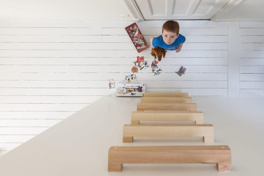 Deze zolder is een droom kinderkamer geworden!