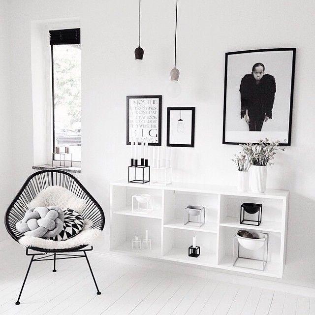 10x Zwart wit interieur ideeën   HOMEASE