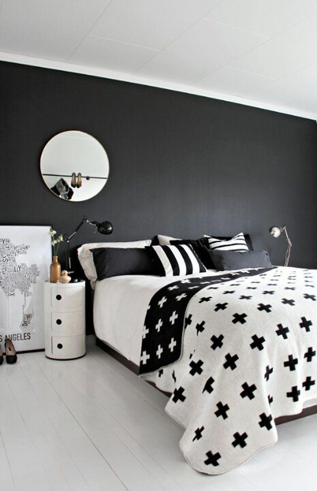 10x Zwart wit interieur ideeën | HOMEASE