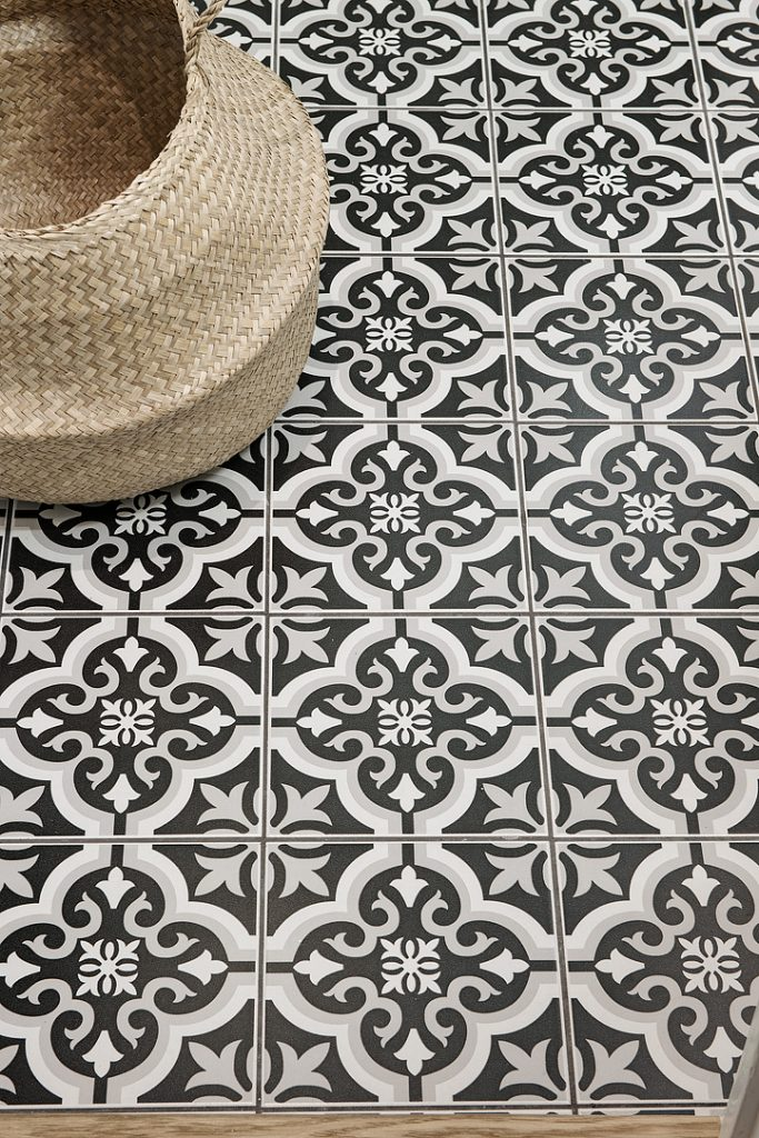 zwart-witte-portugese-patroontegels