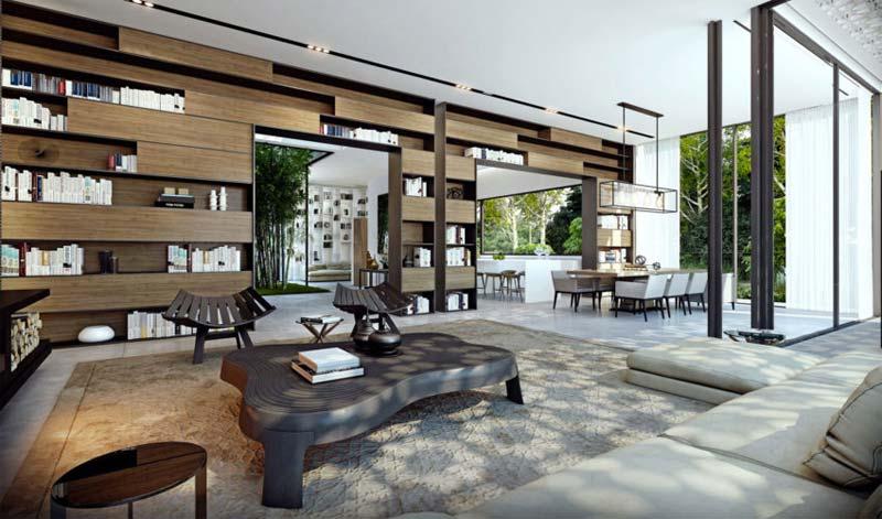 zwarte salontafels linteloon isola salontafel