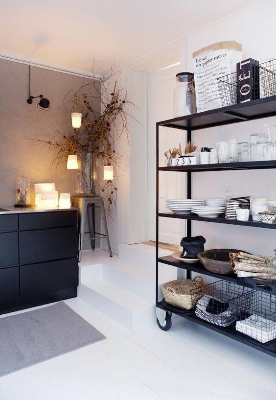 zwarte-trolley-keuken