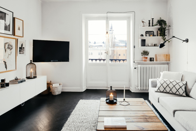 10x zwevende tv meubel homease
